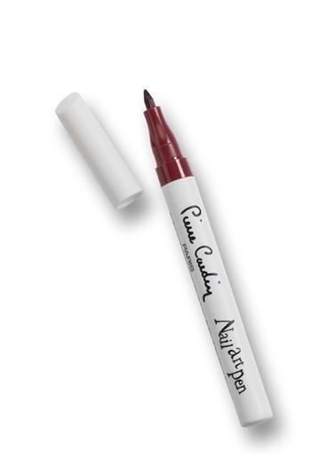 Pierre Cardin Nail Art Pen Tırnak Kalemi - Marsala Bordo